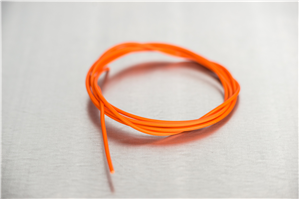 18 Orange Primary Wire