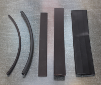 6mm Black Heat Shrink