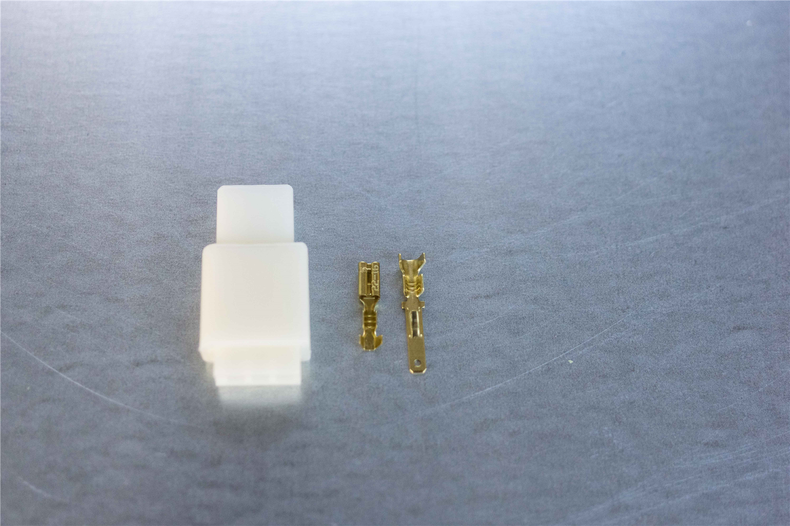 2.8mm 3-pin Non-Latching M/F ABS Connector