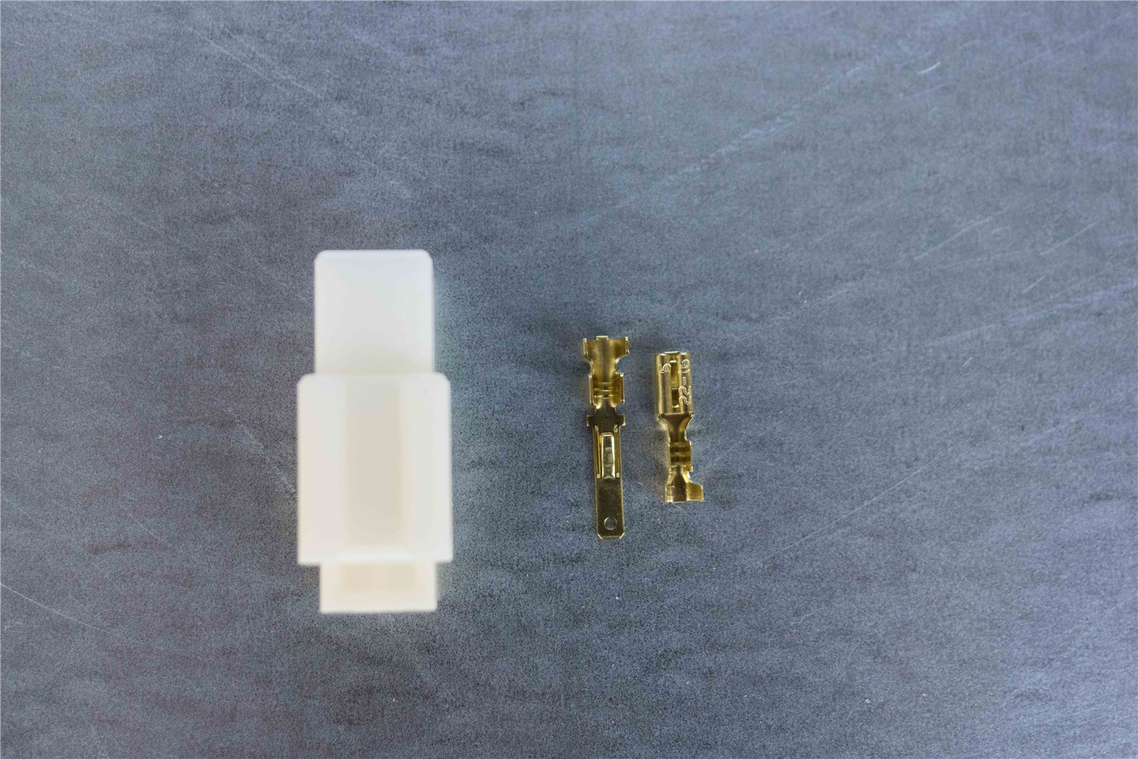 2.8mm 4-pin Non-Latching M/F ABS Connector